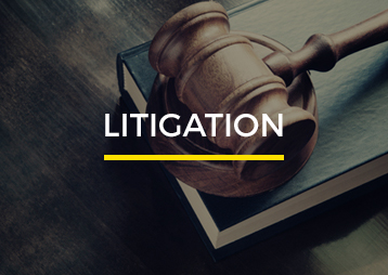 Litigation legal service